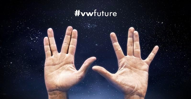 Volkswagen nimmt Kurs aufs Star Trek Universum