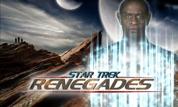 Die Weltpremiere von Star Trek: Renegades
