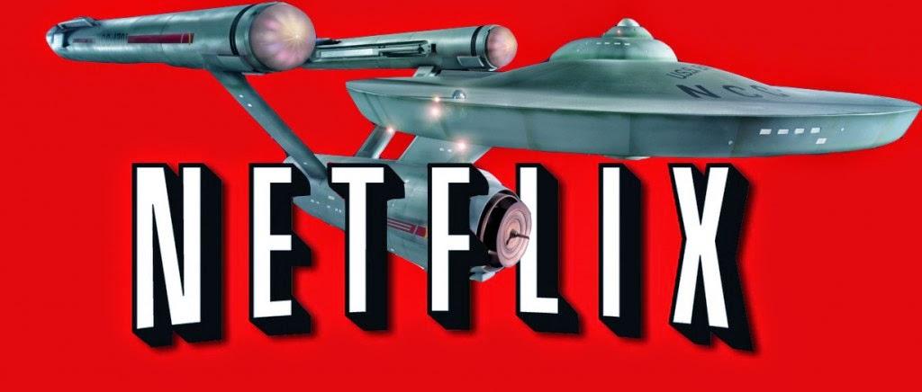Neue und alte Star Trek Serien bei Netflix