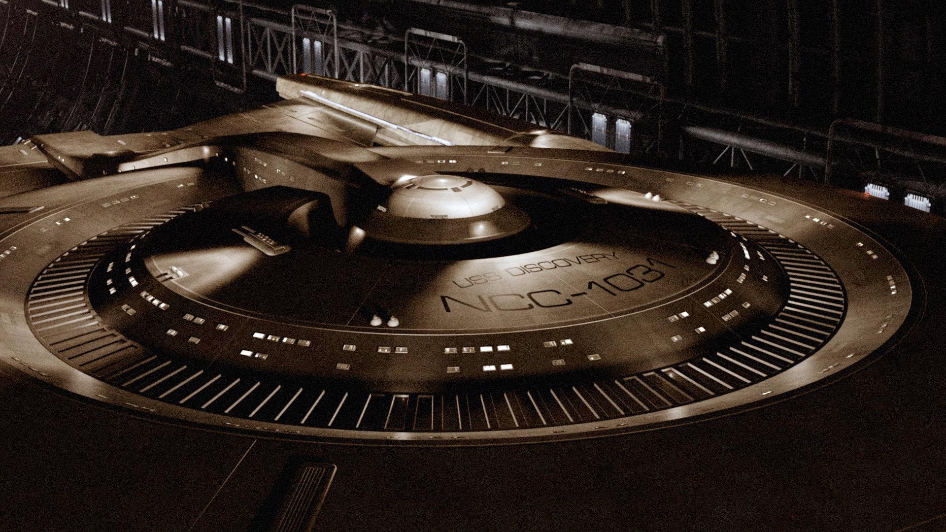Logbuch des Captains 1 – Star Trek Discovery