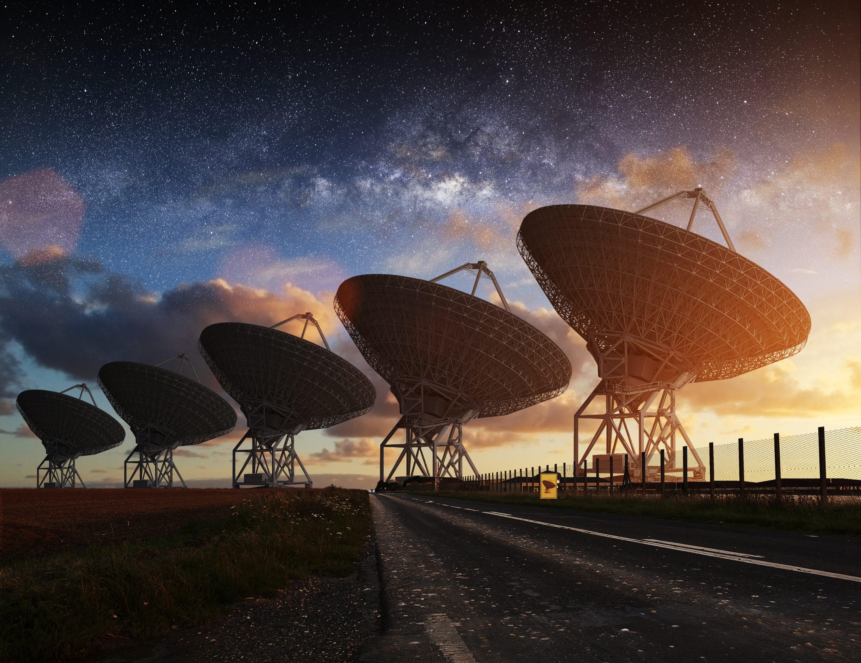 "<span class=""dquo"">»</span><span class=""caps"">SETI</span>« entdeckt starkes Signal aus dem Weltall"