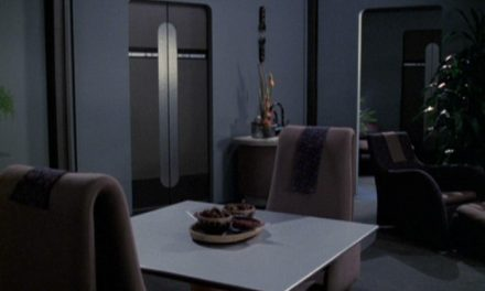 Star Trek Frage: Mit welchem Voyager Crewmitglied würdest du dir ein Quartier teilen?