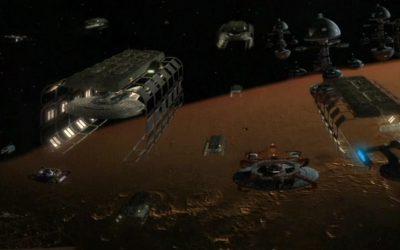 Logbuch des Captains 5 – Utopia Planitia