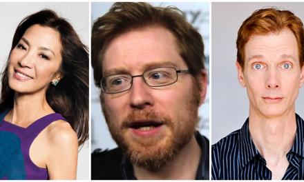 Doug Jones, Anthony Rapp und Michelle Yeoh für Star Trek Discovery bestätigt