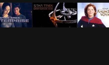 Neue Star Trek Serien auf Netflix verfügbar!