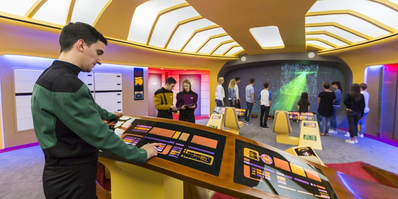 Movie Park Germany: »Star Trek: Operation Enterprise« eröffnet
