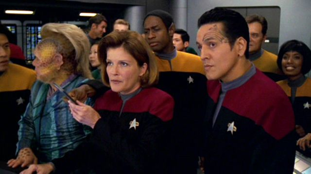 Star Trek Frage: Welche Serie hast du am öftesten geschaut?