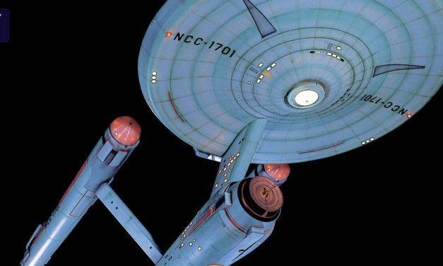 """<span class=""""dquo"""">""""</span>Star Trek"""" als Comedy: Das unwichtigste Raumschiff der Sternenflotte"""